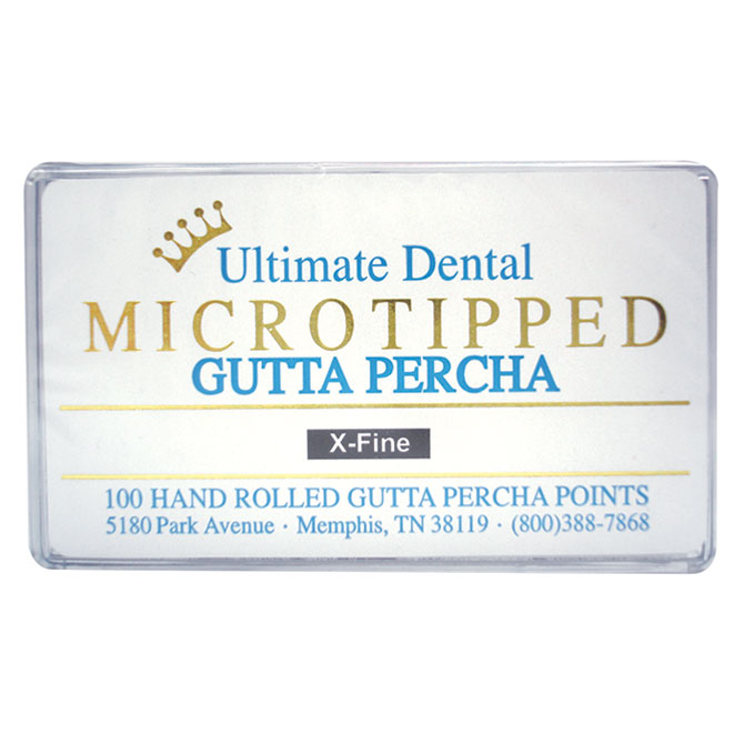 Ultimate Dental Ultimate Dental Endoco Microtipped Gutta