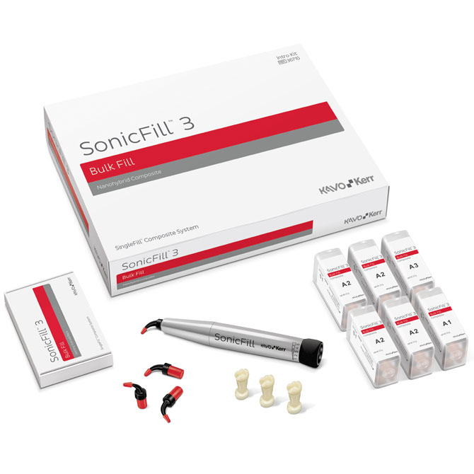 Ultimate Dental Kerr Restoratives Sonicfill 3