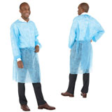 SafeWear Form-Fit Isolation Gowns