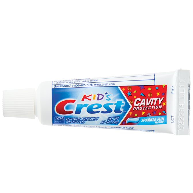 Ultimate Dental | Procter and Gamble Oral-B Crest Kid's Cavity